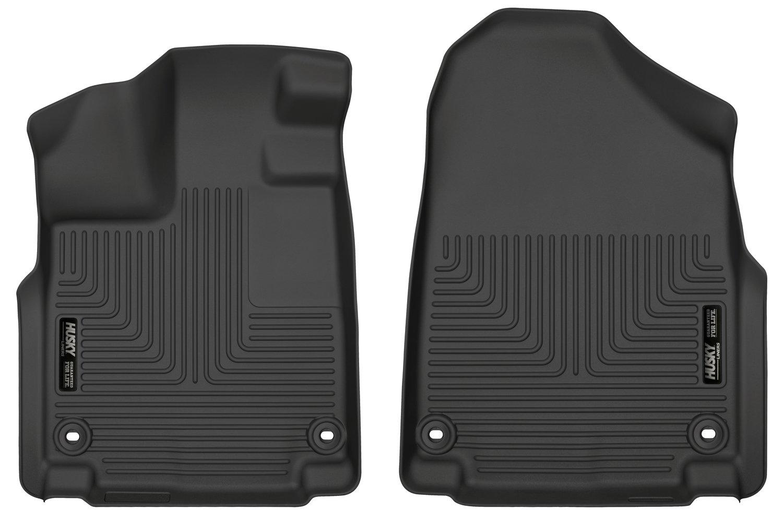 Husky Liners 18801 Black Front Floor Liner Fits 18-18 Odyssey