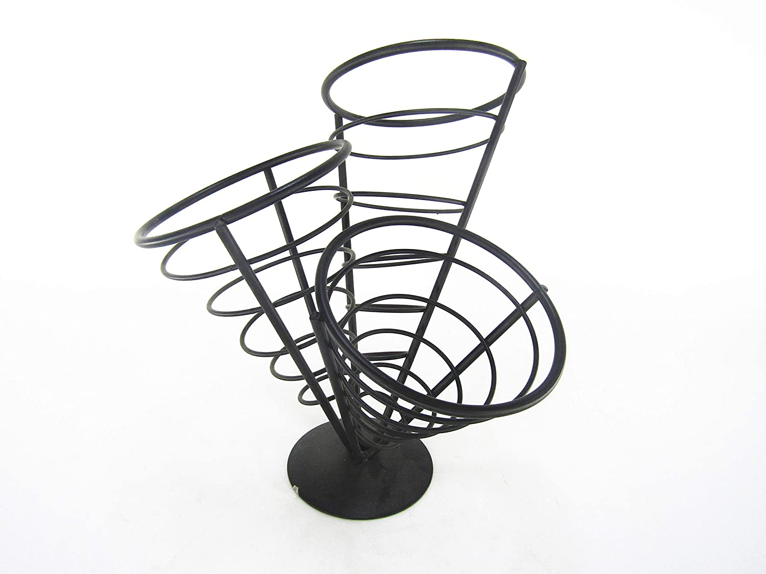 1  pezzi Holder for Egg waffle Maker French Fry stand con supporto per cestino Fries Fish and Chips BaoShiShan HUK2177