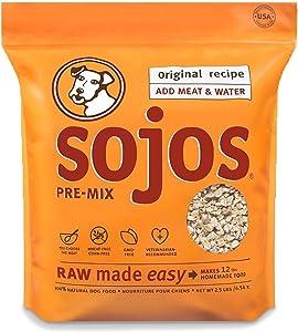 Sojo's Original Ready-To-Mix Dog Food 2.5 pounds