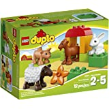 LEGO DUPLO Ville Farm Animals Building Set 10522