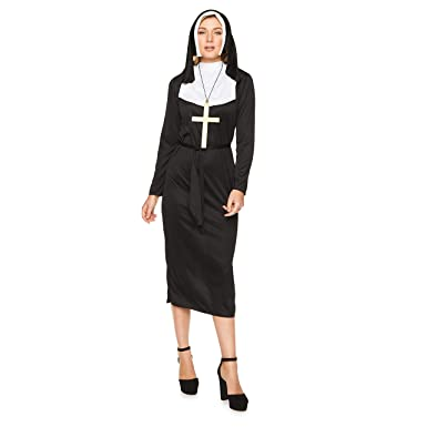 Sexy nun custome