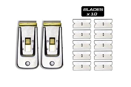 Amazon.com: Cascade Tools - Juego de cuchillos para masilla ...