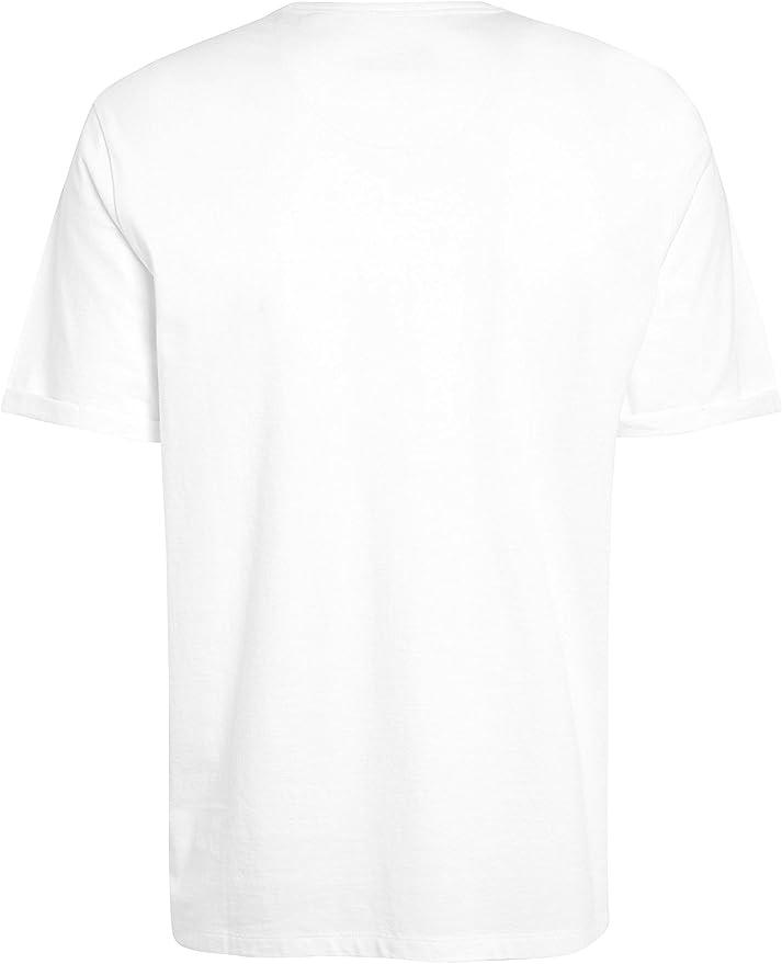 next Hombre Camiseta Estampada con Bolsillo Y Tiburón Blanco ...
