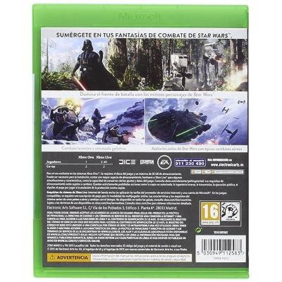 Star Wars: Battlefront: xbox one: Videojuegos
