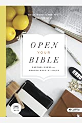 Open Your Bible: God's Word is For You and For Now (Bible Study Book) Paperback