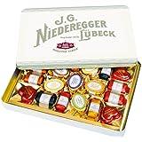 Niederegger Marzipanerie Assortment in a Nostalgia Tin - 270g/9.6 oz