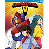 Combattler V The Complete TV Series SDBD [Blu-ray]
