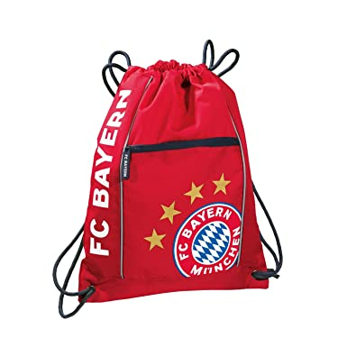 79cb6c0f0e96 Bayern Munich FC Football Sports Swim Gym Kit Bag