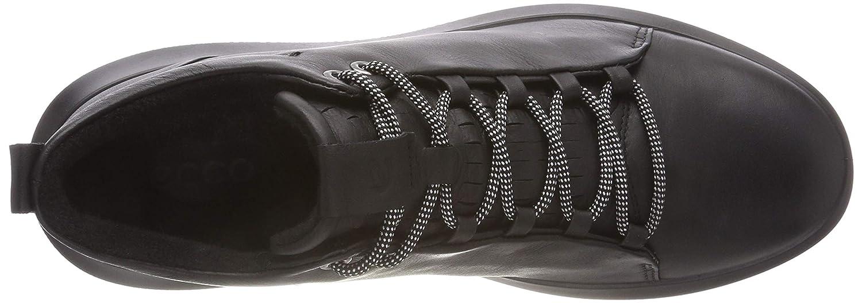 Ecco Damen Sneaker 450573 Hohe Sneaker Damen Schwarz (schwarz 1001) da5f71