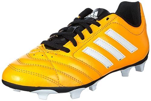 adidas Goletto V Fg J, Scarpe da Calcio Unisex-Bambini, Giallo (Sogold