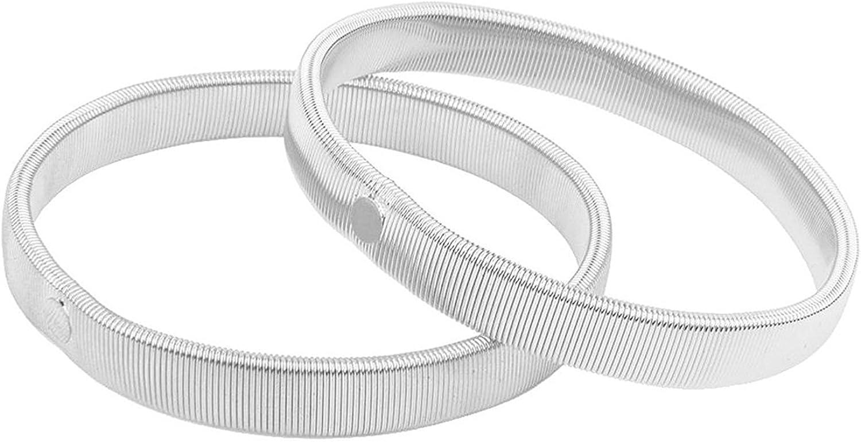 2pcs Adjustable Shirt Sleeve Holders Arm Bands Mens garter weddings chef Armband