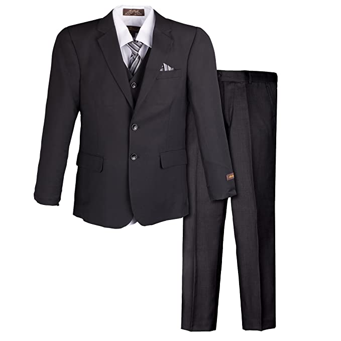 Amazon.com: Alberto danelli Formal niños Formal traje de 5 ...