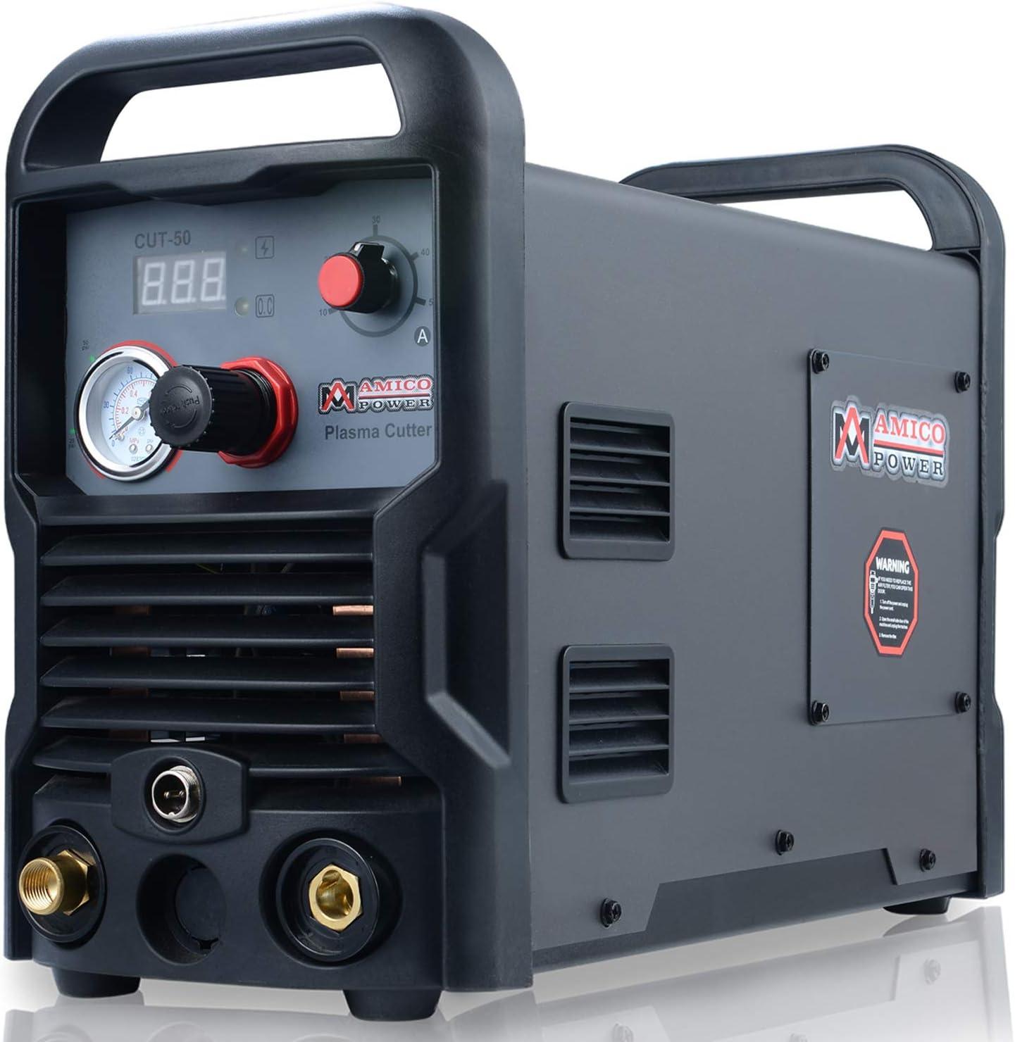 Cut-50 Plasma Cutter, DC Inverter