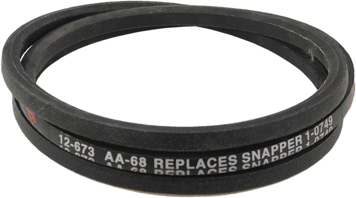 SNAPPER 1-0629 Replacement Belt 1//2x98