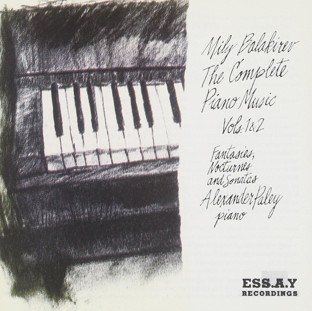 Balakirev M. : Popular online shopping Piano 2 Music Vols. 1