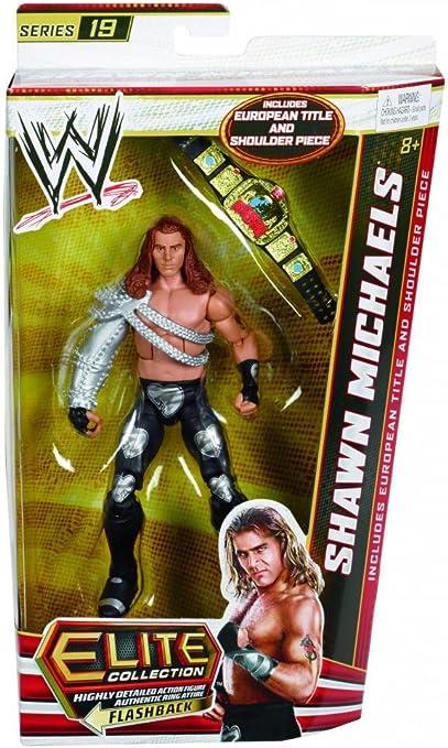 WWE WWF ELITE EXCLUSIVE FLASHBACK  SHAWN MICHAELS  HBK
