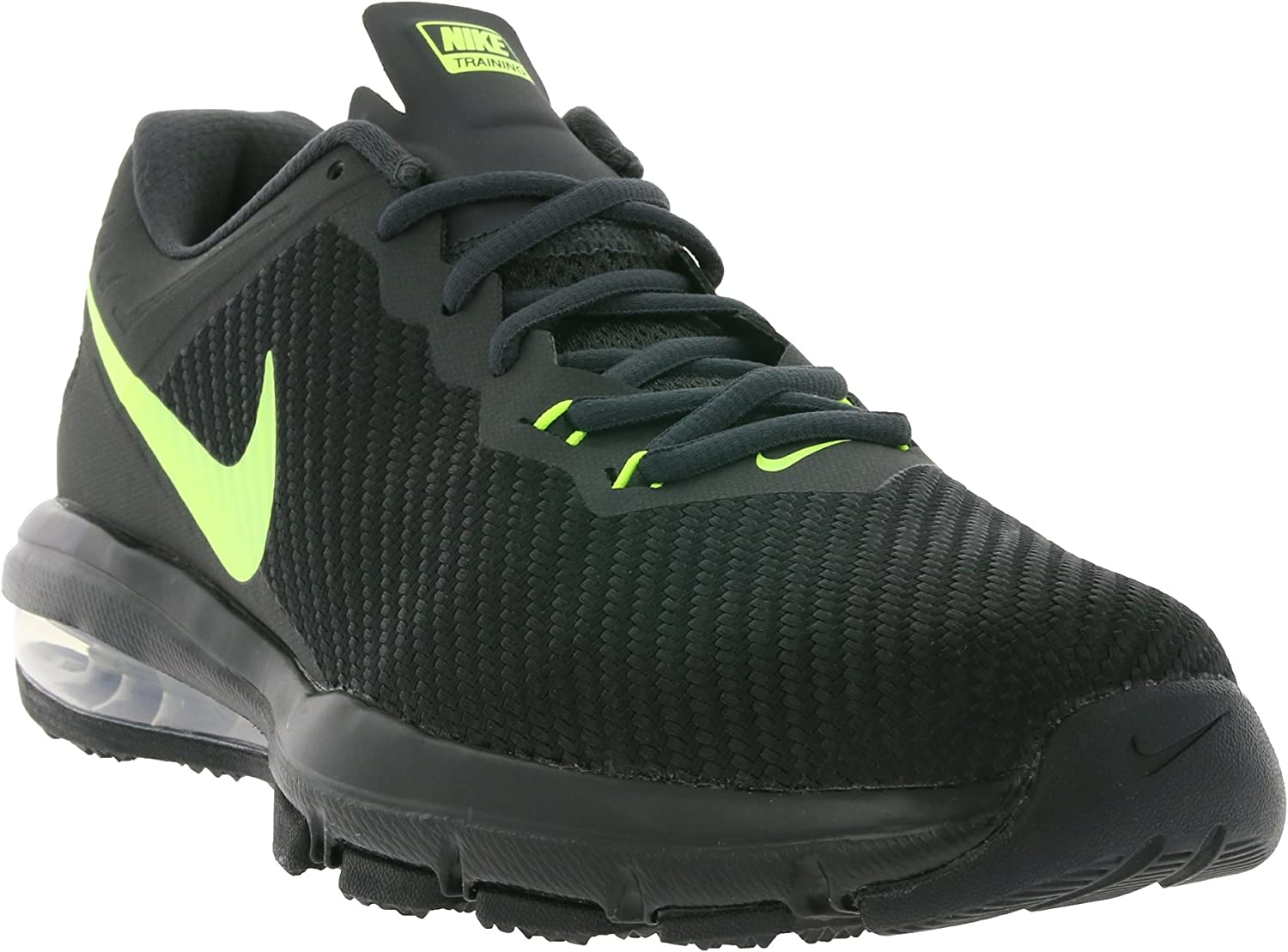 NIKE Air Max Full Ride TR 1.5 Hommes Baskets noires 869633