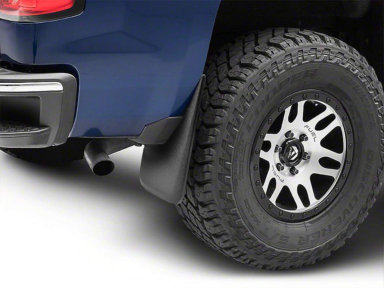 Tecoom Mud Flaps Splash Guards for 2014-2018 Silverado 1500 2015-2018 Silverado 2500 3500 Front and Rear 4Pcs Set with 3M