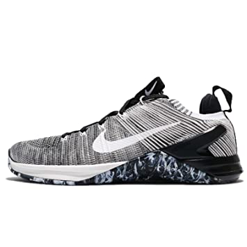 Nike Zapatos para Correr Metcon DSX Flyknit 2 de Nylon Negro Tamaño: 10 Reino Unido 10 Reino Unido Plata Mate de Plata/Vela/Luz: Amazon.es: Deportes y aire ...
