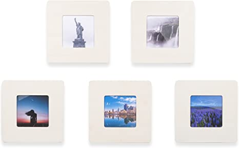 5x5 /'box/' frames unfinished