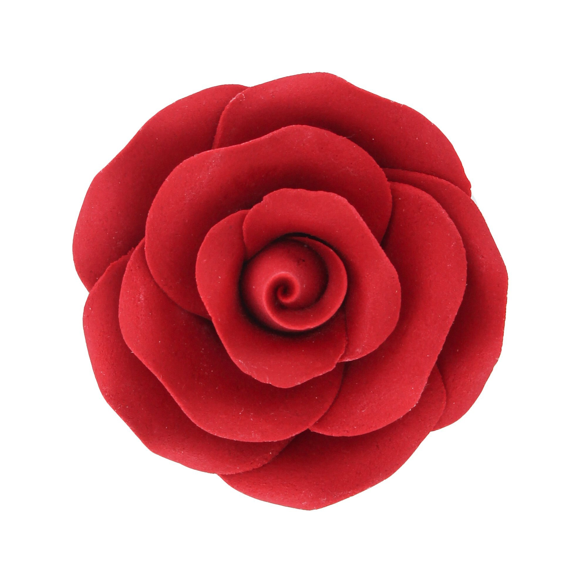 Rose Premium Red, Unwired, Large 12 Count by Chef Alan Tetreault