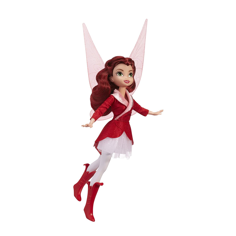 amazon com disney fairies secret of the wings fashion doll