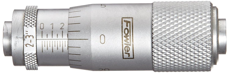 Fowler 52-236-003-1 Inside Tubular Micrometer 2-3 Measuring Range