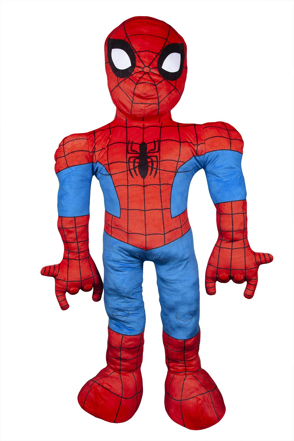 World Tech Toys Spider-Man Marvel Licensed 5FT Plush by World Tech Toys