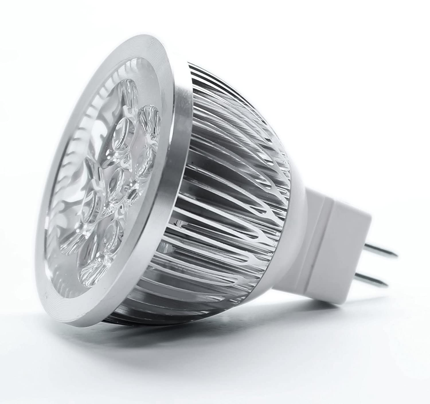 Led Spotlight Light Bulbs: Dimmable 12V 4W MR16 LED Light Bulb
