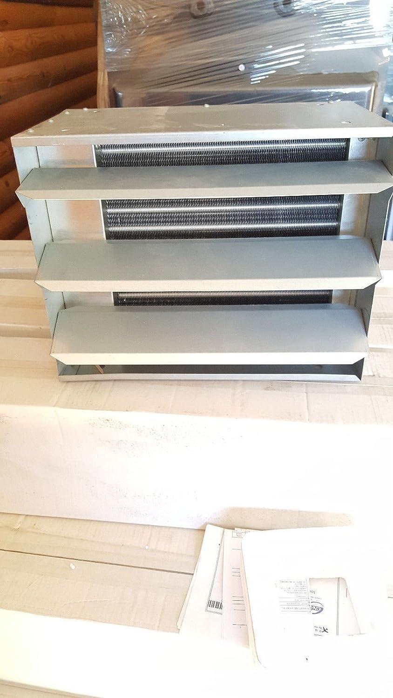 50,000 BTU Hot Water Hanging Heater / 50K BTU Garage Unit Heater - 2 SPEED with fan switch!!!!