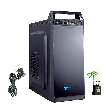 nallu NALLUCI341DVD Desktop  Intel Core i3 1st Gen/4  GB/1 TB HDD/Windows 7