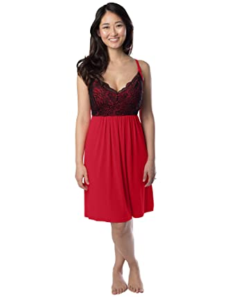 c31ae1566cb87 Kindred Bravely Lucille Nursing Nightgown   Maternity Gown - Multicoloured  - XXX-Large
