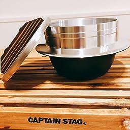 Amazon キャプテンスタッグ Captain Stag キャンプ バーベキュー用 机 テーブル Csクラシックス コンパクトロールテーブル 31 21cm キャプテンスタッグ Captain Stag チェア テーブルアクセサリー