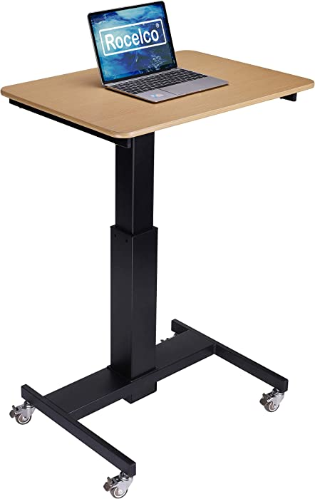 Top 9 Mobile Stand Up Desk Laptop Adjustable
