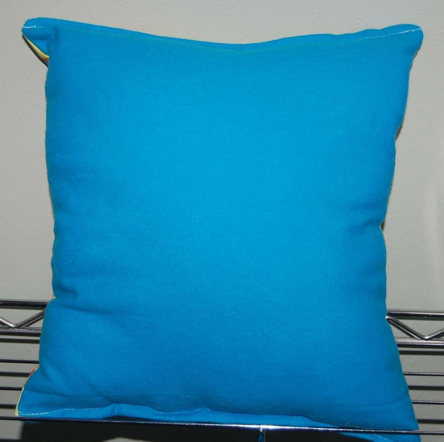 "Mario Brothers Pillow HANDMADE Mario Brothers Super Mario game Pillow Made USA Pillow is approximately 10"" X 11"