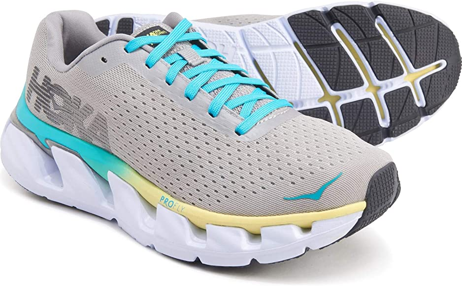 Hoka One Elevon Running Sconce 2019 - Zapatillas de Running para Mujer, Color, Talla 40 2/3 EU: Amazon.es: Zapatos y complementos