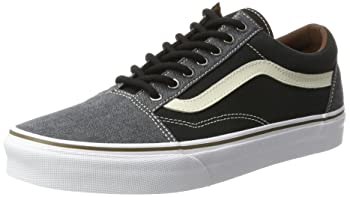Vans Old Skool Classic Skate Shoes (Unisex)