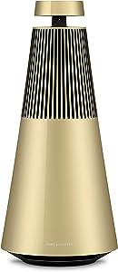 Bang & Olufsen Beosound 2 Wireless Multiroom Speaker, Brass-Tone