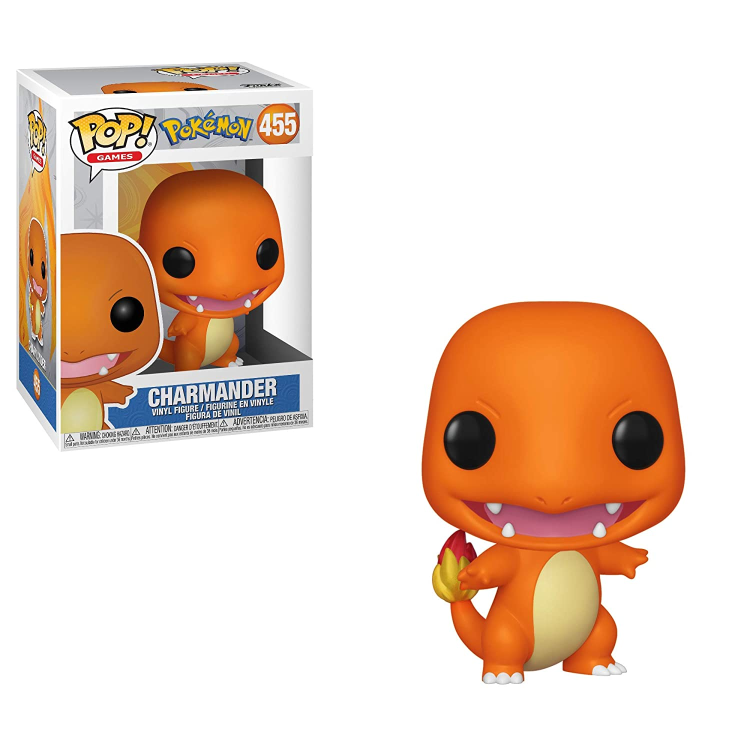 Funko Pop! Games: Pokemon - Charmander