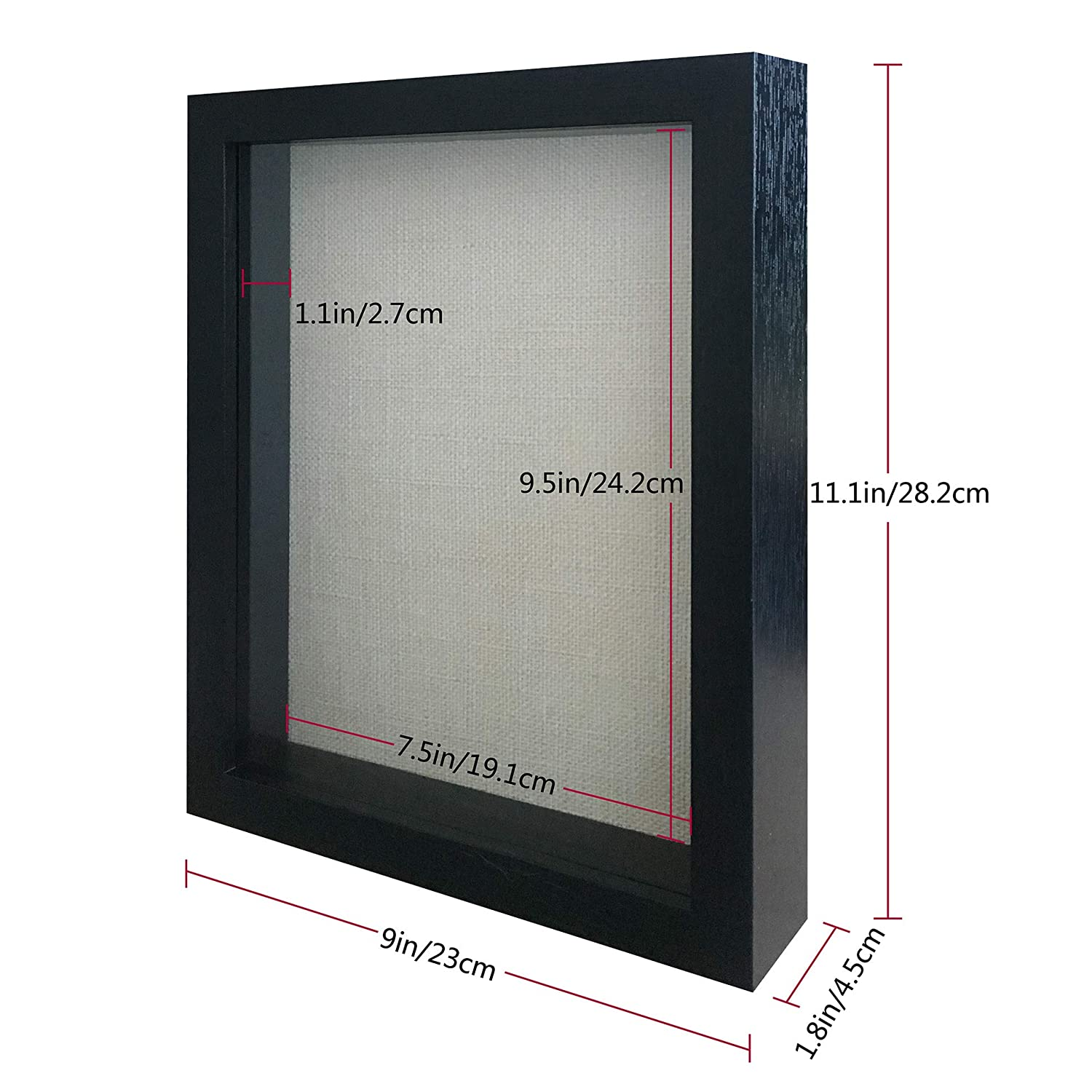 Medals Awards 8x10 Shadow Box Frame Showcase Tickets and Photos ...