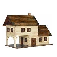 Walachia 8594036430136 – Nº 13 invitados Casa Hogar Edificios Madera Modelo Diseño Juego de acoplamiento 1