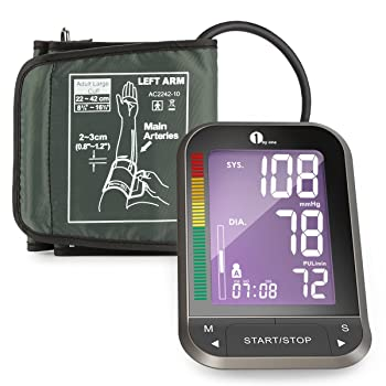 1byone Upper Arm Blood Pressure Monitor