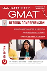 GMAT Reading Comprehension (Manhattan Prep GMAT Strategy Guides Book 7) Kindle Edition