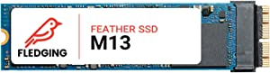 Feather M13-S SSD (1TB) and Tools, macOS - m.2 NVMe PCIe Drive Upgrade for Apple MacBook Pro 2013-2015, MacBook Air 2013-2017, iMac 2013-2017