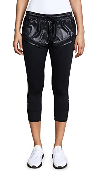 48822d5bf7363 adidas by Stella McCartney Women's Performance Essentials Shorts Leggings  at Amazon Women's Clothing store:
