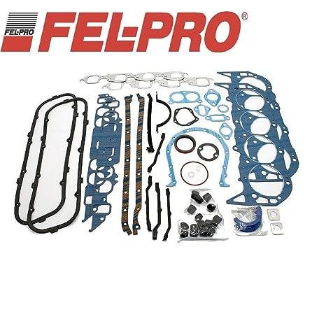 Fel Pro Engine Overhaul Gasket Set 1965-1979 Chevy bb 454 427 402 396 366  (Full Gskt Set)