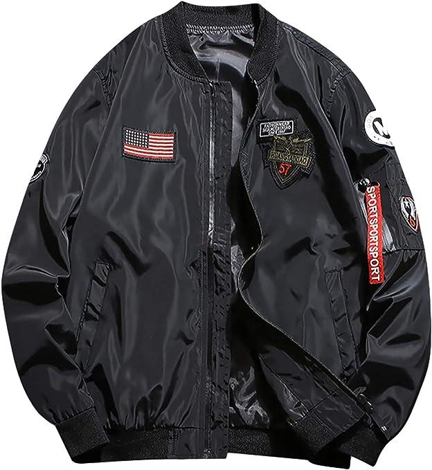 BOFETA メンズ かっこいい ビジネス オシャレ ジャケット 快適 カジュアル 多機能 コート ジッパー 大きいサイズ ジャケット 紳士 おしゃれ シンプル コート