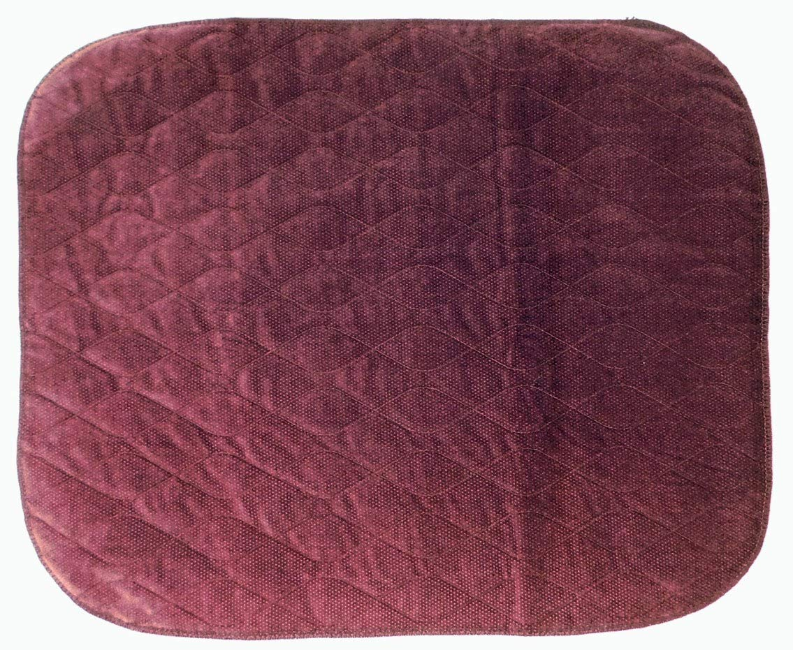 Absorbent Velour Chair Pad 50 x 40cms MIP