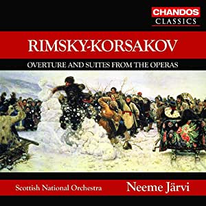 Overture & Suites from the Operas