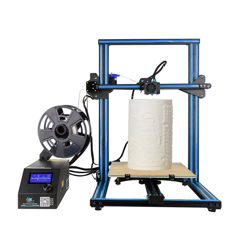 Creality3D CR - 10S 3D Desktop DIY Printer-UPGRADE VERSION (Black/Blue)